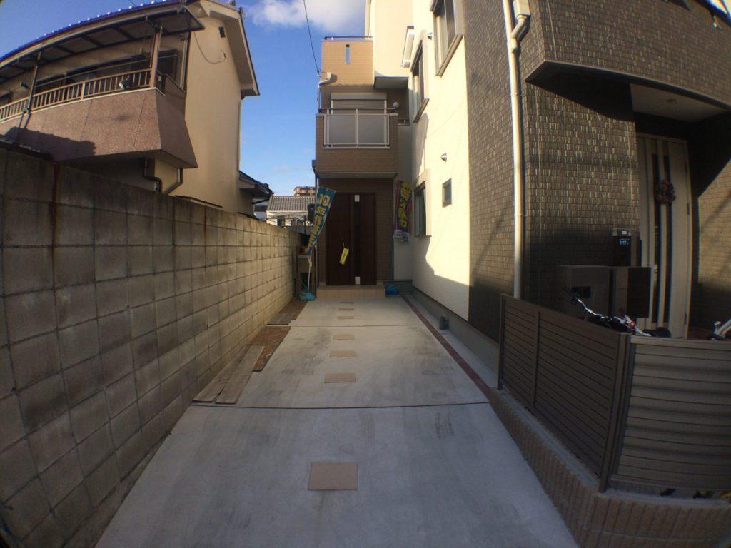 駐車場2台分(間取)